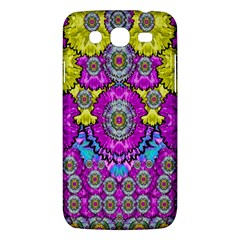 Fantasy Bloom In Spring Time Lively Colors Samsung Galaxy Mega 5 8 I9152 Hardshell Case  by pepitasart