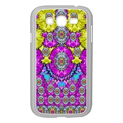 Fantasy Bloom In Spring Time Lively Colors Samsung Galaxy Grand Duos I9082 Case (white) by pepitasart