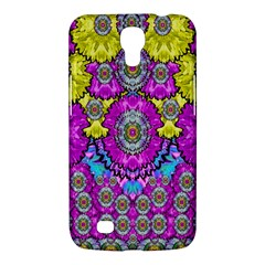 Fantasy Bloom In Spring Time Lively Colors Samsung Galaxy Mega 6 3  I9200 Hardshell Case by pepitasart