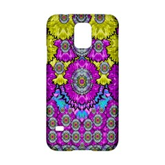 Fantasy Bloom In Spring Time Lively Colors Samsung Galaxy S5 Hardshell Case  by pepitasart