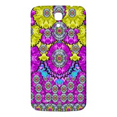 Fantasy Bloom In Spring Time Lively Colors Samsung Galaxy Mega I9200 Hardshell Back Case by pepitasart