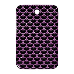 Scales3 Black Marble & Purple Glitter (r) Samsung Galaxy Note 8 0 N5100 Hardshell Case  by trendistuff