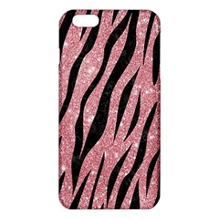 Skin3 Black Marble & Pink Glitter Iphone 6 Plus/6s Plus Tpu Case by trendistuff