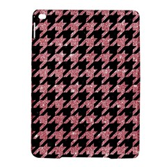 Houndstooth1 Black Marble & Pink Glitter Ipad Air 2 Hardshell Cases by trendistuff