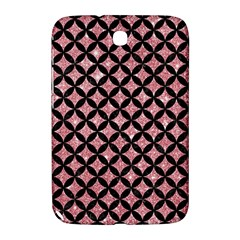 Circles3 Black Marble & Pink Glitter Samsung Galaxy Note 8 0 N5100 Hardshell Case  by trendistuff