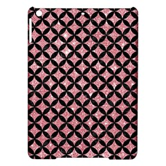 Circles3 Black Marble & Pink Glitter Ipad Air Hardshell Cases by trendistuff