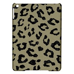 Skin5 Black Marble & Khaki Fabric (r) Ipad Air Hardshell Cases by trendistuff