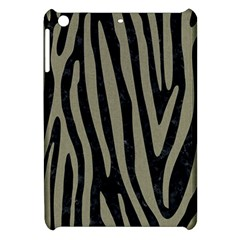 Skin4 Black Marble & Khaki Fabric Apple Ipad Mini Hardshell Case by trendistuff