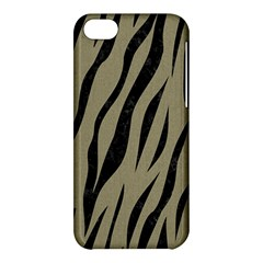 Skin3 Black Marble & Khaki Fabric Apple Iphone 5c Hardshell Case by trendistuff