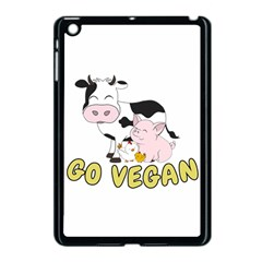 Friends Not Food   Cute Cow, Pig And Chicken Apple Ipad Mini Case (black)