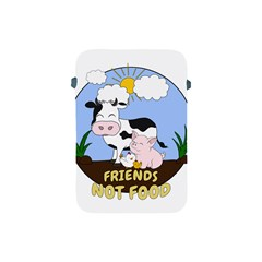 Friends Not Food   Cute Cow, Pig And Chicken Apple Ipad Mini Protective Soft Cases