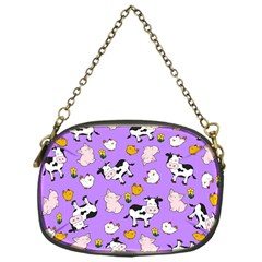The Farm Pattern Chain Purses (one Side)