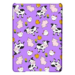 The Farm Pattern Ipad Air Hardshell Cases