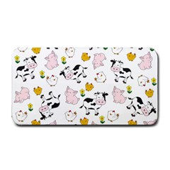 The Farm Pattern Medium Bar Mats by Valentinaart