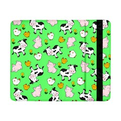 The Farm Pattern Samsung Galaxy Tab Pro 8 4  Flip Case by Valentinaart