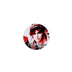 Valerie Solanas 1  Mini Magnets by Valentinaart