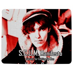 Valerie Solanas Jigsaw Puzzle Photo Stand (rectangular) by Valentinaart