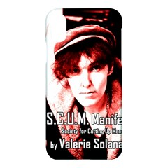 Valerie Solanas Apple Iphone X Hardshell Case by Valentinaart