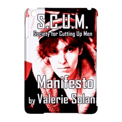 Valerie Solanas Apple Ipad Mini Hardshell Case (compatible With Smart Cover)