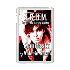 Valerie Solanas Ipad Mini 2 Enamel Coated Cases by Valentinaart