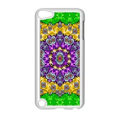 Sunshine In Mind The Season Is Decorative Fine Apple Ipod Touch 5 Case (white) by pepitasart
