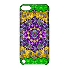 Sunshine In Mind The Season Is Decorative Fine Apple Ipod Touch 5 Hardshell Case With Stand by pepitasart