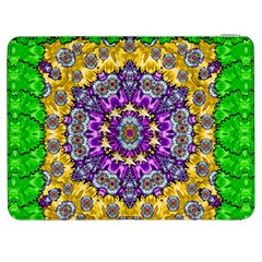 Sunshine In Mind The Season Is Decorative Fine Samsung Galaxy Tab 7  P1000 Flip Case by pepitasart