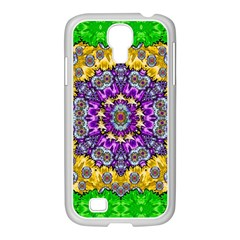 Sunshine In Mind The Season Is Decorative Fine Samsung Galaxy S4 I9500/ I9505 Case (white) by pepitasart