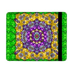 Sunshine In Mind The Season Is Decorative Fine Samsung Galaxy Tab Pro 8 4  Flip Case by pepitasart