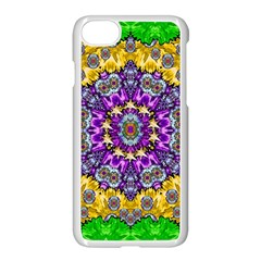 Sunshine In Mind The Season Is Decorative Fine Apple Iphone 8 Seamless Case (white) by pepitasart