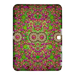 Love The Wood Garden Of Apples Samsung Galaxy Tab 4 (10 1 ) Hardshell Case  by pepitasart