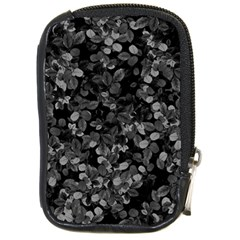 Dark Leaves Compact Camera Cases by jumpercat
