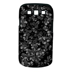 Dark Leaves Samsung Galaxy S Iii Classic Hardshell Case (pc+silicone) by jumpercat