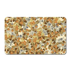 Leaves Autumm Magnet (rectangular) by jumpercat