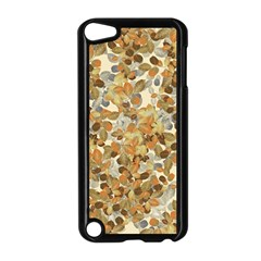 Leaves Autumm Apple Ipod Touch 5 Case (black)