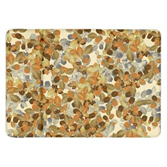 Leaves Autumm Samsung Galaxy Tab 8 9  P7300 Flip Case by jumpercat