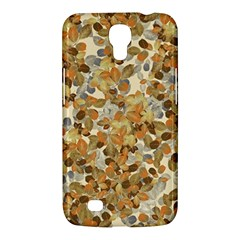 Leaves Autumm Samsung Galaxy Mega 6 3  I9200 Hardshell Case