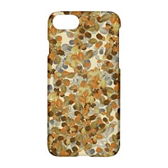Leaves Autumm Apple Iphone 8 Hardshell Case