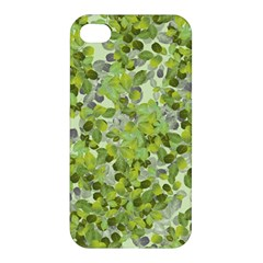Leaves Fresh Apple Iphone 4/4s Premium Hardshell Case by jumpercat