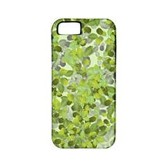 Leaves Fresh Apple Iphone 5 Classic Hardshell Case (pc+silicone) by jumpercat