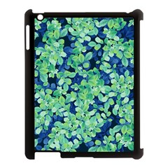 Moonlight On The Leaves Apple Ipad 3/4 Case (black)
