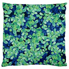 Moonlight On The Leaves Standard Flano Cushion Case (two Sides) by jumpercat