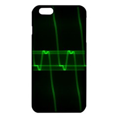 Background Signal Light Glow Green Iphone 6 Plus/6s Plus Tpu Case