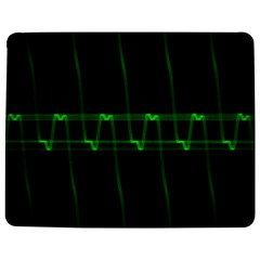 Background Signal Light Glow Green Jigsaw Puzzle Photo Stand (rectangular)