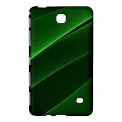 Background Light Glow Green Samsung Galaxy Tab 4 (7 ) Hardshell Case