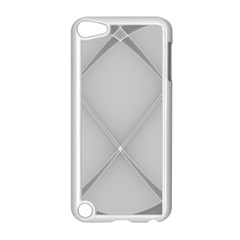 Background Light Glow White Grey Apple Ipod Touch 5 Case (white)