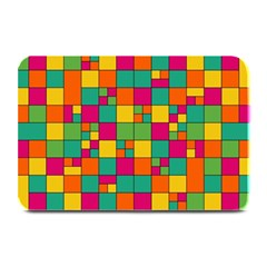 Abstract Background Abstract Plate Mats