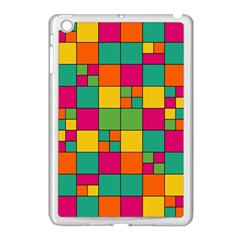 Abstract Background Abstract Apple Ipad Mini Case (white)