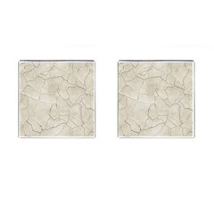 Background Wall Marble Cracks Cufflinks (square) by Nexatart