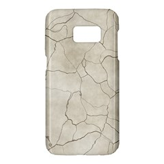 Background Wall Marble Cracks Samsung Galaxy S7 Hardshell Case
